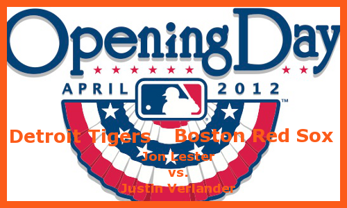 Post image for Game 2012.1 Opening Day