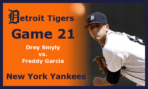 Post image for Game 2012.21: Tigers at Yankees