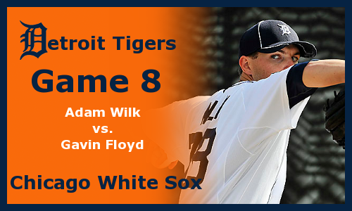 Post image for Game 2012.8: Tigers at White Sox