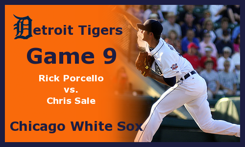 Post image for Game 2012.9: Tigers at White Sox