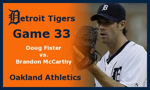 Post image for Game 2012.33: Tigers at Athletics