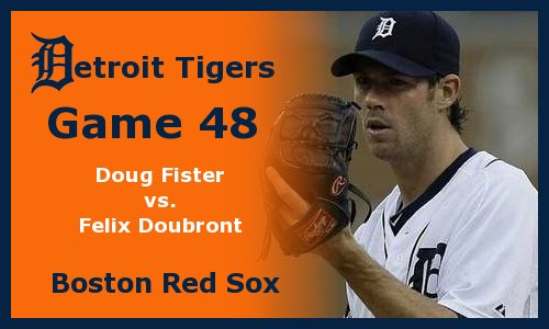 Post image for Game 2012.48: Tigers at Red Sox
