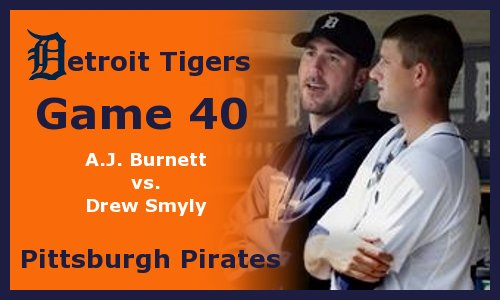 Post image for Game 2012.40: Pirates at Tigers