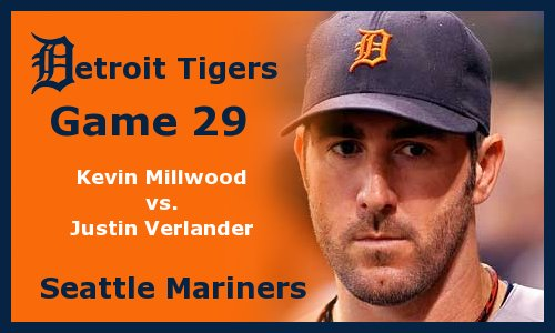 Post image for Game 2012.29: Tigers at Mariners