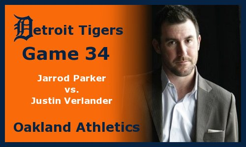 Post image for Game 2012.34: Tigers at Athletics