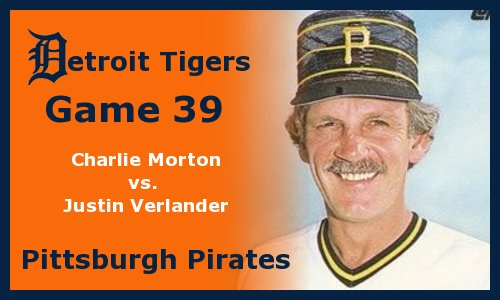 Post image for Game 2012.39: Pirates at Tigers