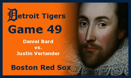 Post image for Game 2012.49: Tigers at Red Sox