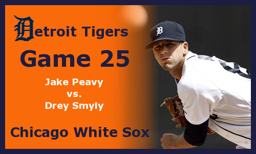 Post image for Game 2012.25: White Sox at Tigers