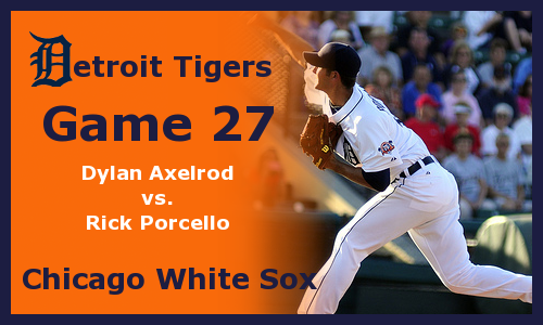 Post image for Game 2012.27: White Sox at Tigers