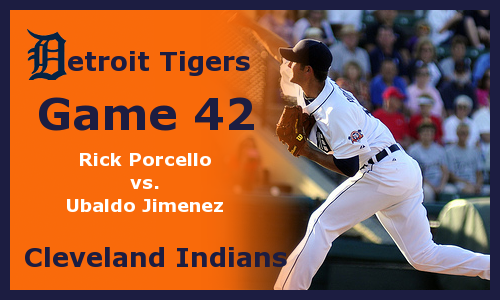Post image for Game 2012.42: Tigers at Indians