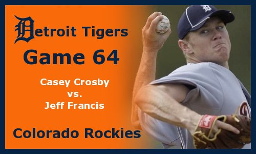 Post image for Game 2012.64: Rockies at Tigers