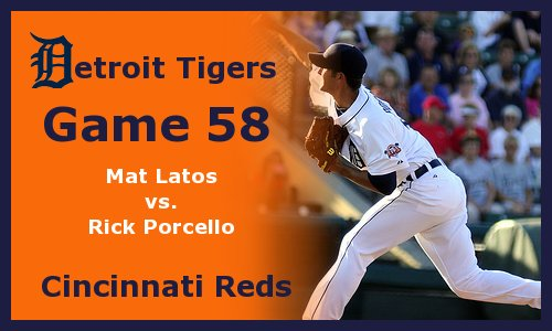 Post image for Game 2012.58: Tigers at Reds