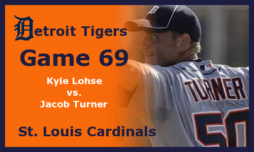 Post image for Game 2012.69: Cardinals at Tigers