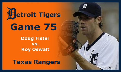 Post image for Game 2012.75: Tigers at Rangers