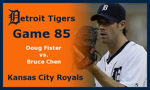 Post image for Game 2012.85: Royals at Tigers