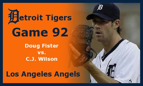 Post image for Game 2012.92: Angels at Tigers