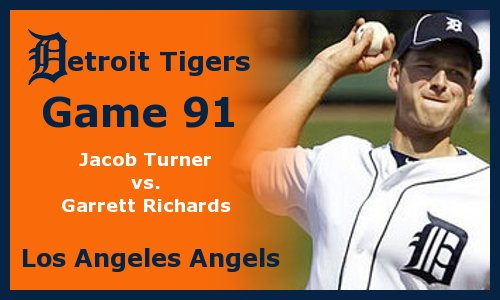 Post image for Game 2012.91: Angels at Tigers