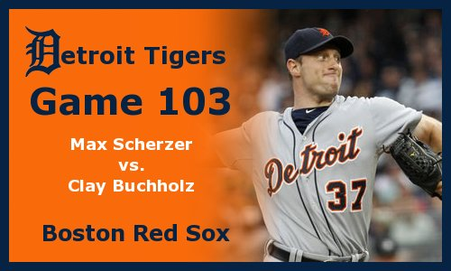 Post image for Game 2012.103: Tigers at Red Sox