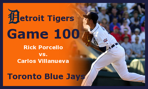 Post image for Game 2012.100: Tigers at Blue Jays