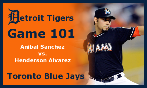 Post image for Game 2012.101: Tigers at Blue Jays