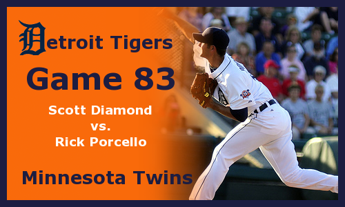 Post image for Game 2012.83: Twins at Tigers
