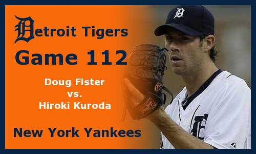 Post image for Game 2012.112: Yankees at Tigers