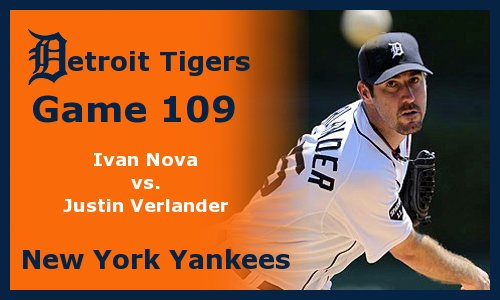 Post image for Game 2012.109: Yankees at Tigers