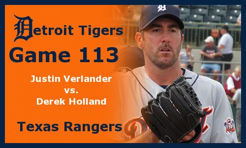 Post image for Game 2012.114: Tigers at Rangers
