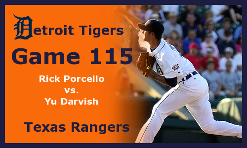 Post image for Game 2012.115: Tigers at Rangers