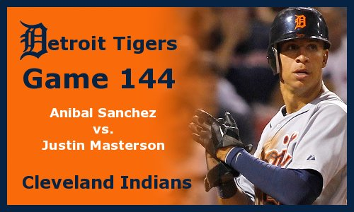 Post image for Game 2012.144: Tigers at Indians