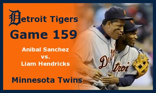 Post image for Game 2012.159: Tigers at Twins