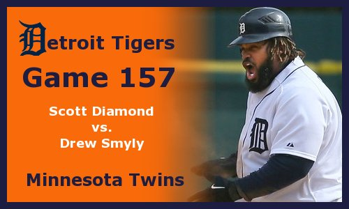 Post image for Game 2012.157: Tigers at Twins