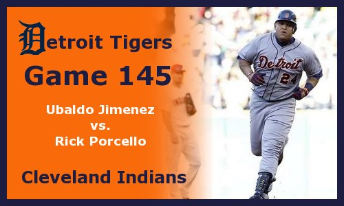 Post image for Game 2012.145: Tigers at Indians