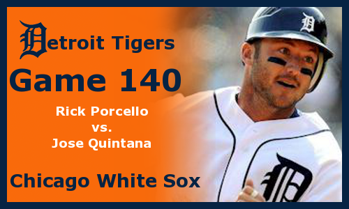 Post image for Game 2012.140: Tigers at White Sox