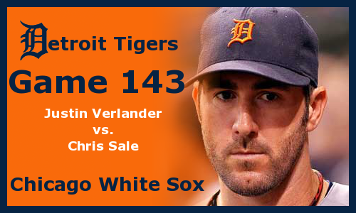 Post image for Game 2012.143: Tigers at White Sox