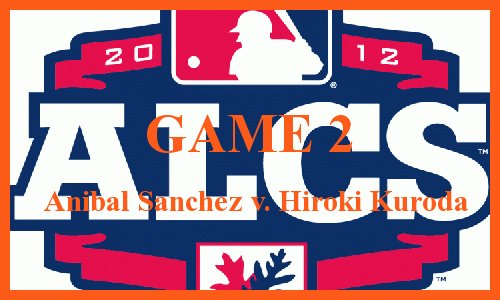 Post image for Game 2012 Playoffs.7: Tigers at Yankees