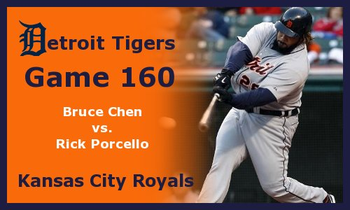 Post image for Game 2012.160: Tigers at Royals