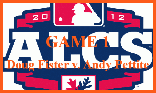 Post image for Game 2012 Playoffs.6: Tigers at Yankees