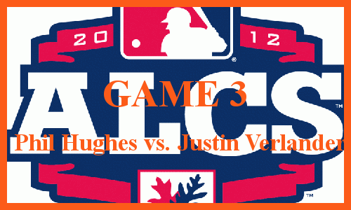 Post image for Game 2012 Playoffs.8: Yankees at Tigers