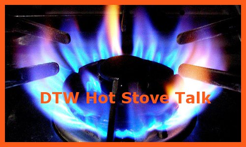 Post image for Hot Stove Talk Part 1