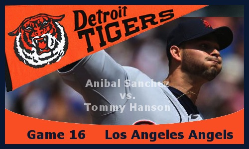 Post image for Game 2013.16: Tigers at Angels