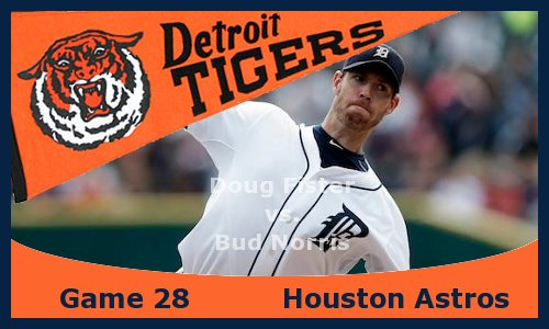 Post image for Game 2013.28: Tigers at Astros