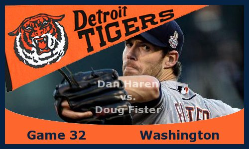 Post image for Game 2013.32: Tigers at Nationals
