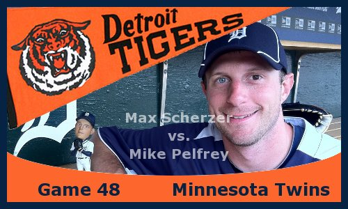 Post image for Game 2013.48: Twins at Tigers