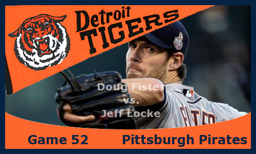 Post image for Game 2013.52: Tigers at Pirates
