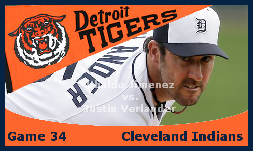 Post image for Game 2013.34: Indians at Tigers