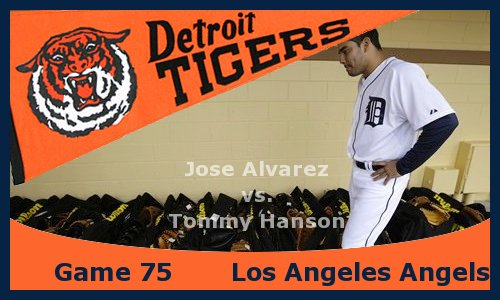 Post image for Game 2013.76: Angels at Tigers