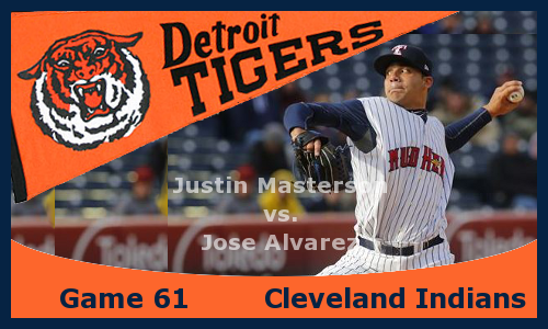 Post image for Game 2012.61: Indians at Tigers