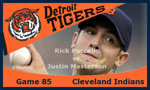 Post image for Game 2013.85: Tigers at Indians