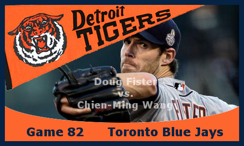 Post image for Game 2013.82: Tigers at Blue Jays